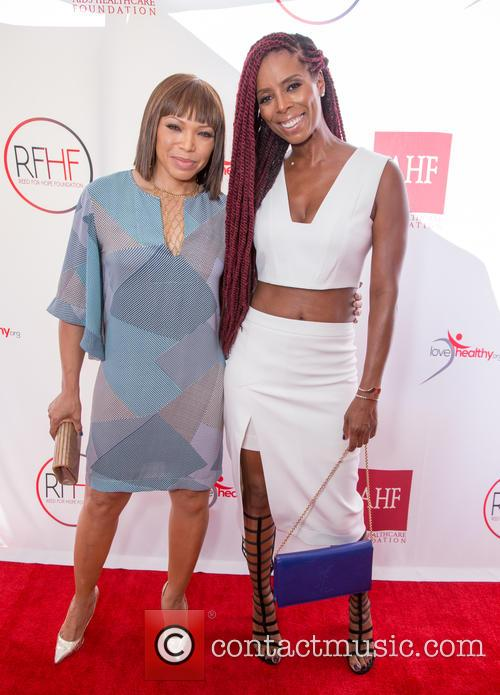 Tisha Campbell and Tasha Smith 4