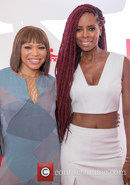 Tisha Campbell and Tasha Smith 1