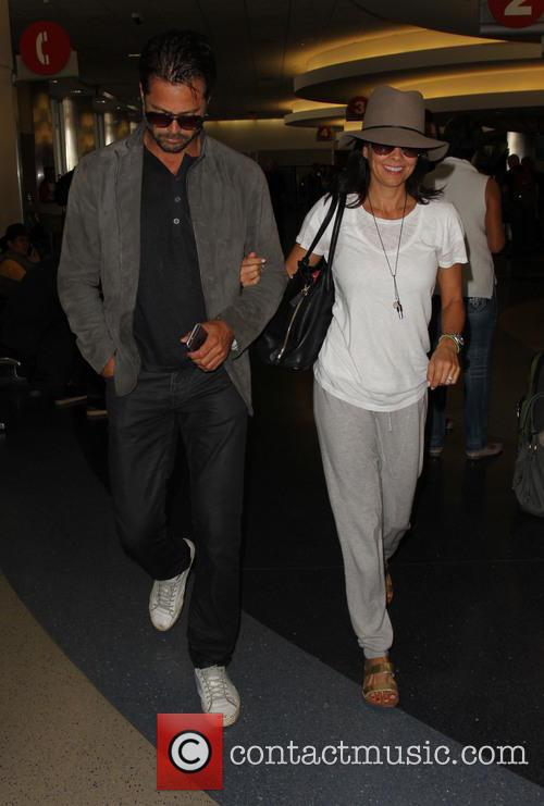 Brooke Burke-charvet and David Charvet 3