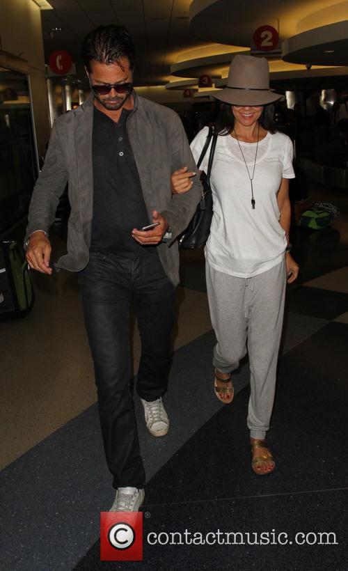 Brooke Burke-charvet and David Charvet 4