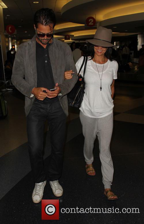 Brooke Burke-charvet and David Charvet 5
