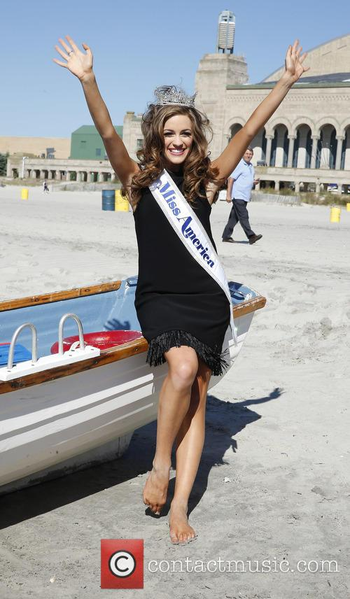 2016 Miss America and Betty Cantrell