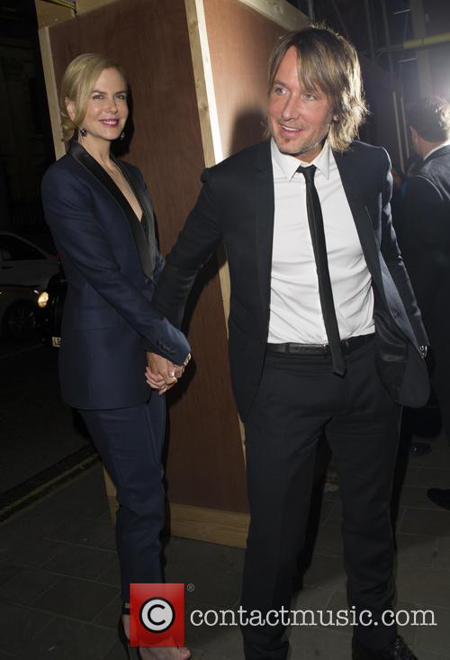 Nicole Kidman and Keith Urban 1