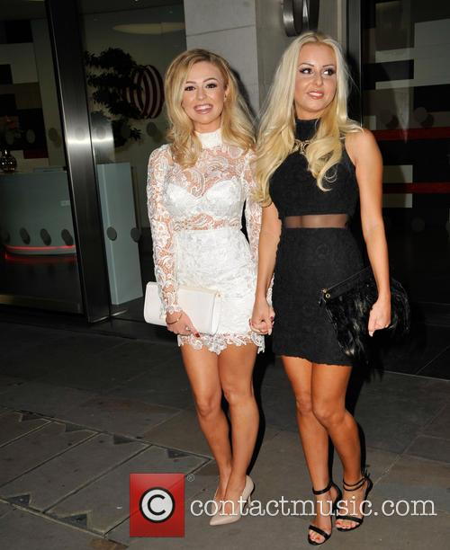 Megan Rees and Holly Rickwood 1