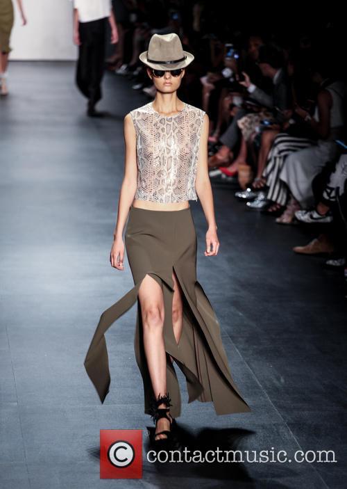 New York Fashion Week, S and Taoray Wang 2