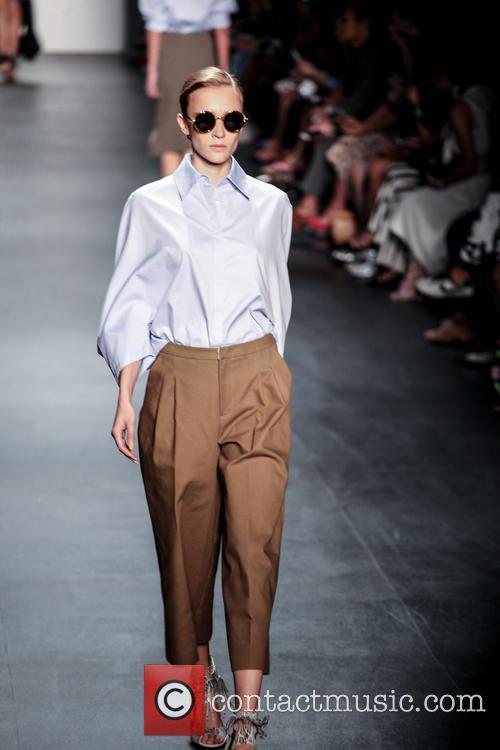 New York Fashion Week, S and Taoray Wang 1