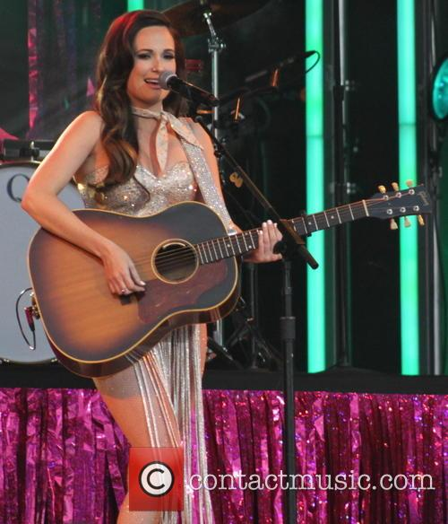 Kacey Musgraves performs live in concert on 'Jimmy...