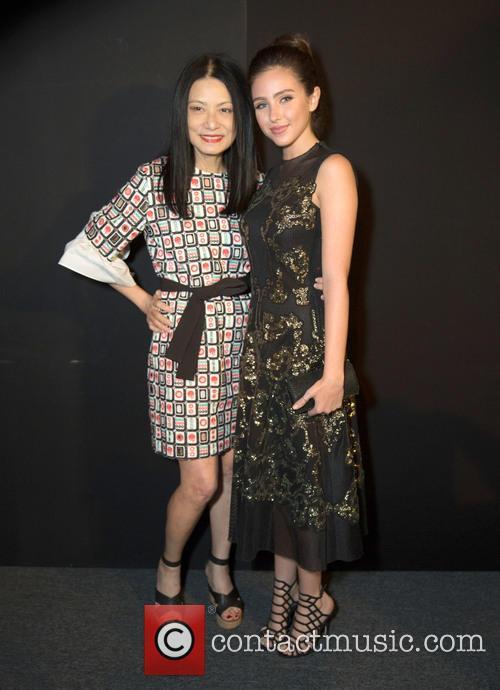 Tian Hai Rong and Ryan Newman 1