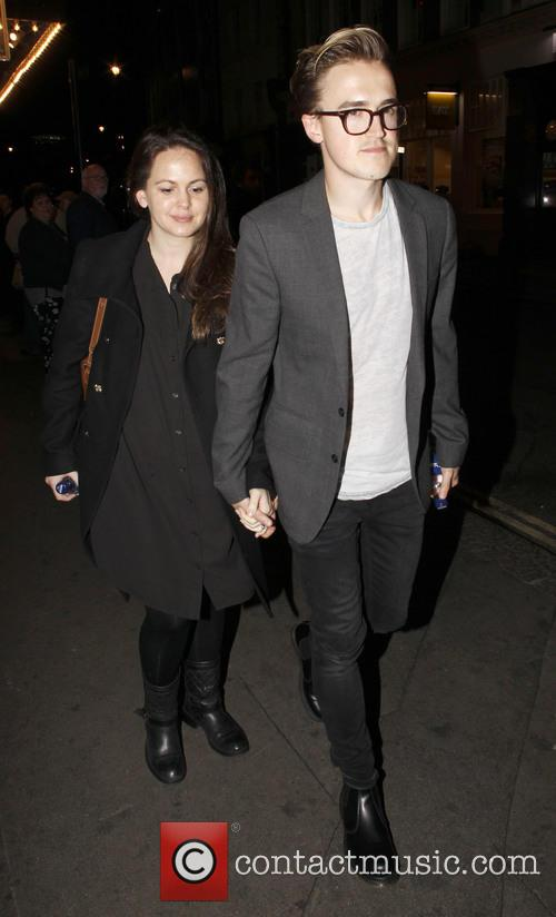 Tom Fletcher and Giovanna Falcone 3