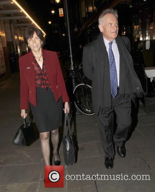 Mary Archer and Jeffrey Archer 2