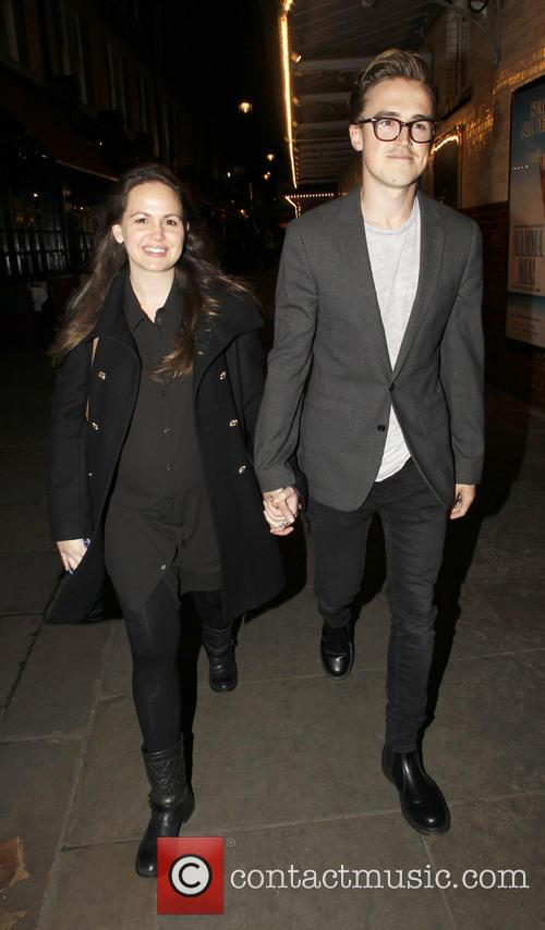 Tom Fletcher and Giovanna Falcone 1