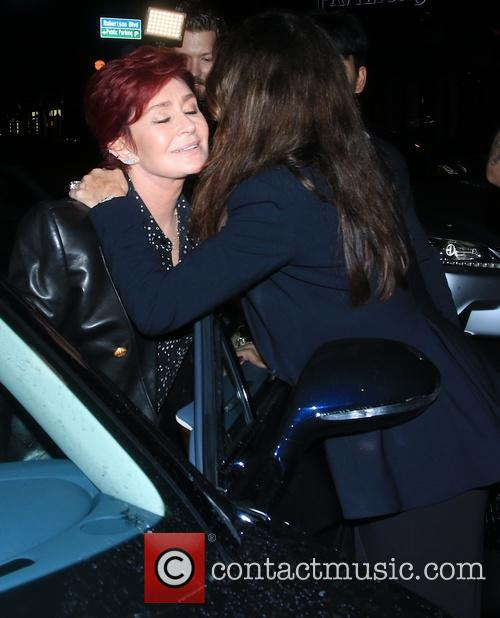 Sharon Osbourne and Lisa Vanderpump 2