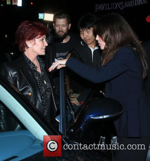 Sharon Osbourne and Lisa Vanderpump 1