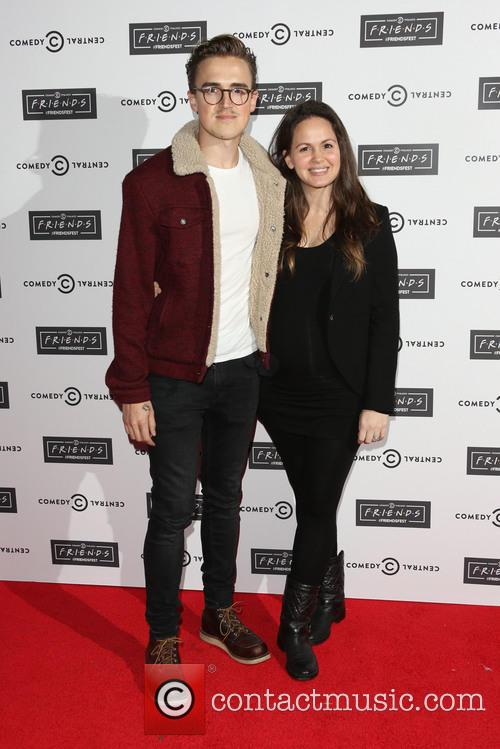 Tom Fletcher and Giovanna Fletcher 2