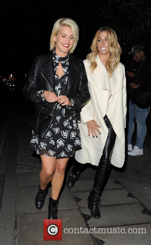 Ashley Roberts and Stacey Solomon 3