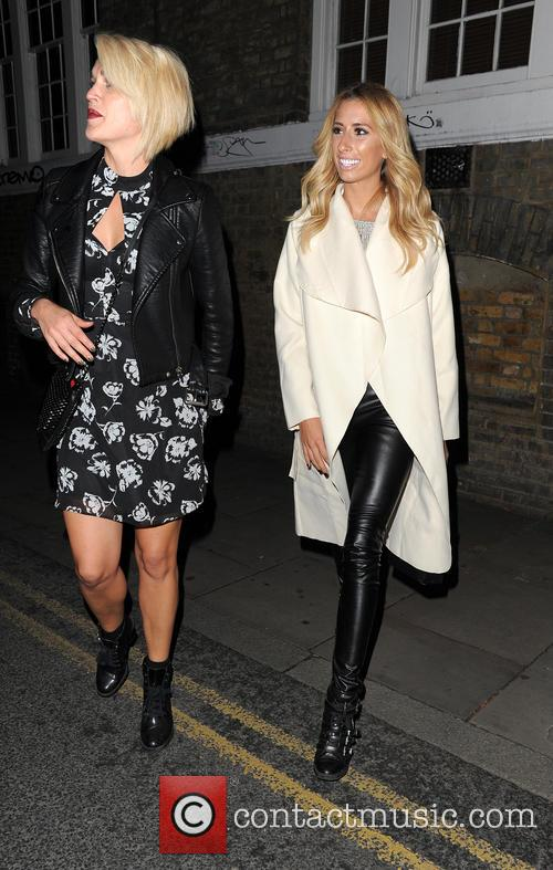 Ashley Roberts and Stacey Solomon 4