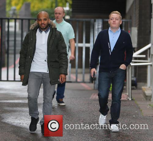 Andrew Shim and Thomas Turgoose