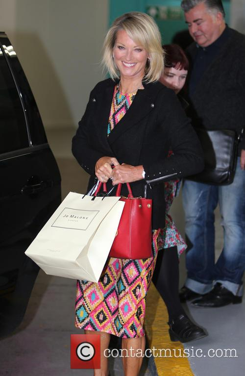 Gillian Taylforth 8