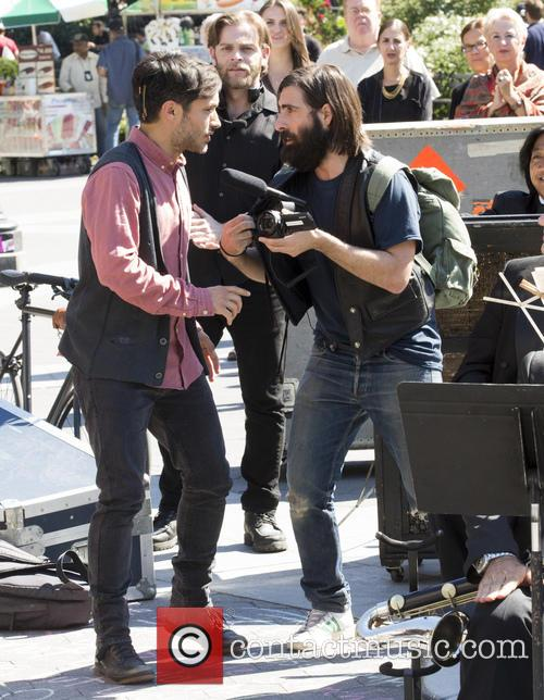 Gael García Bernal and Jason Schwartzman