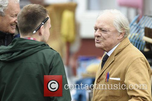 Sir David Jason and James Baxter 4