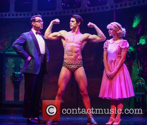 Rocky, Ben Forster, Dominic Anderson and Haley Flaherty 2