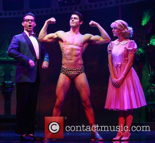 Rocky, Ben Forster, Dominic Anderson and Haley Flaherty 3