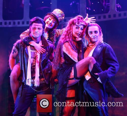 Rocky, Richard Meek, Sophie Linder-lee, Hannah Malekzad and Kristian Lavercombe 2