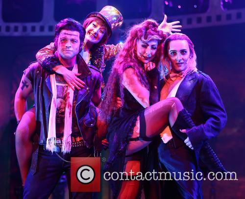 Rocky, Richard Meek, Sophie Linder-lee, Hannah Malekzad and Kristian Lavercombe 3