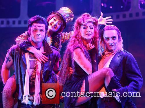 Rocky, Richard Meek, Sophie Linder-lee, Hannah Malekzad and Kristian Lavercombe 4