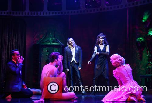 Rocky, Kristian Lavercombe, Hannah Malekzad, Ben Forster, Dominic Anderson and Haley Flaherty 2