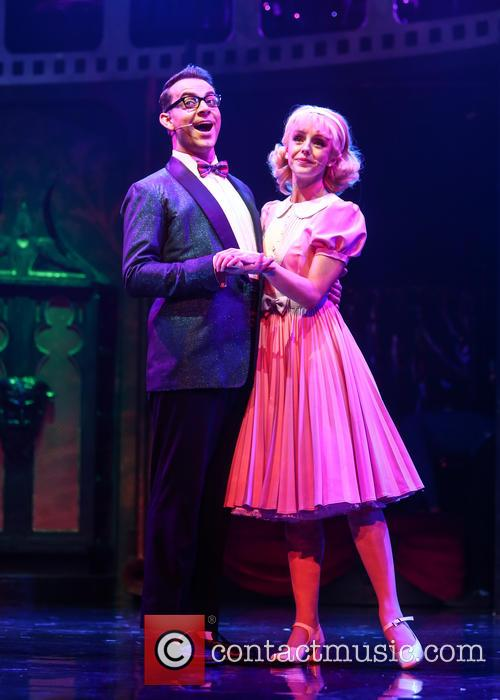 Rocky, Ben Forster and Haley Flaherty 2