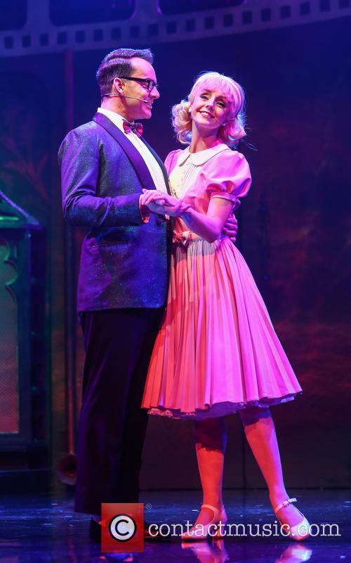 Rocky, Ben Forster and Haley Flaherty 3