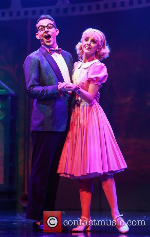 Rocky, Ben Forster and Haley Flaherty 5