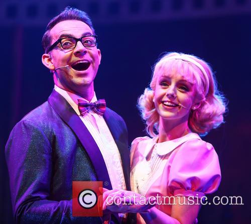 Rocky, Ben Forster and Haley Flaherty 7