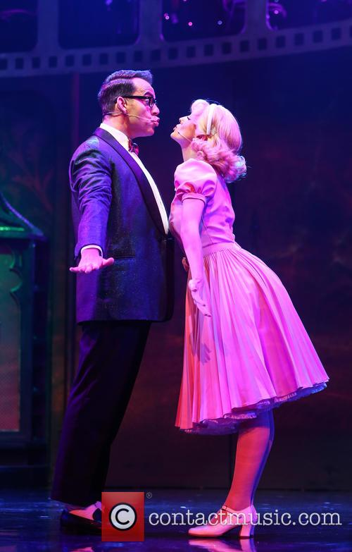 Rocky, Ben Forster and Haley Flaherty 1