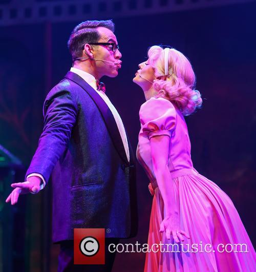 Rocky, Ben Forster and Haley Flaherty 9