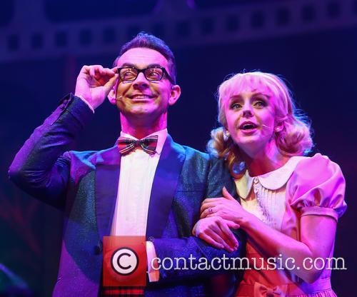 Rocky, Ben Forster and Haley Flaherty 11