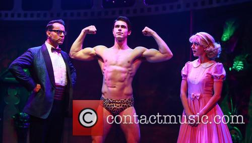Rocky, Ben Forster, Dominic Anderson and Haley Flaherty 4