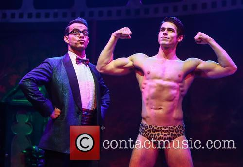 Rocky, Ben Forster and Dominic Anderson 1