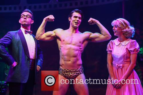 Rocky, Ben Forster, Dominic Anderson and Haley Flaherty 5