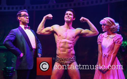 Rocky, Ben Forster, Dominic Anderson and Haley Flaherty 1