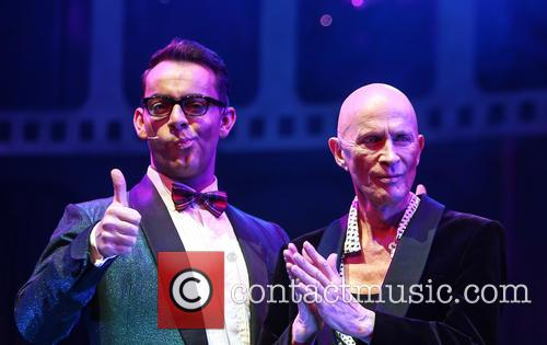 Ben Forster and Richard O'brien 1