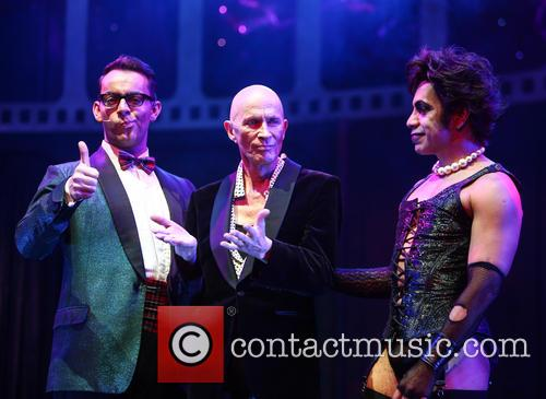 Ben Forster, Richard O'brien and David Bedella 7
