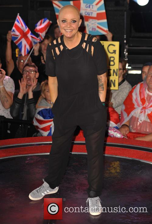 Celebrity Big Brother - Eviction night