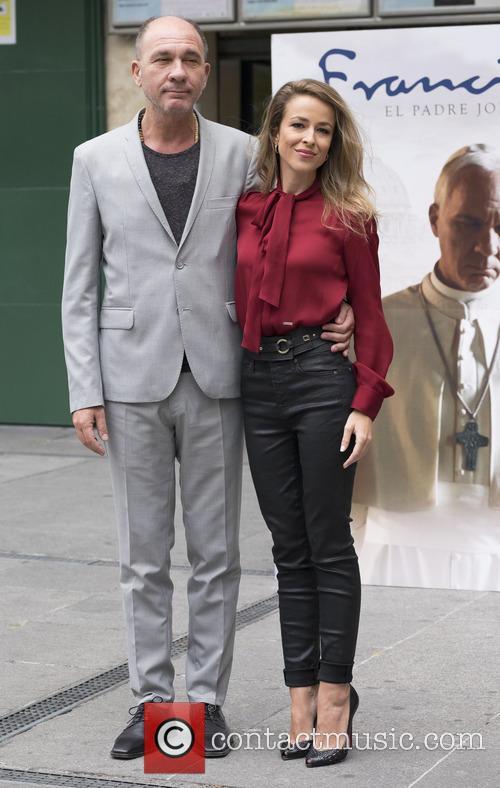 Dario Grandinett and Silvia Abascal 2