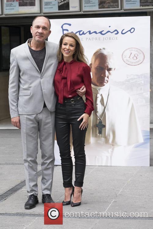Dario Grandinett and Silvia Abascal 1