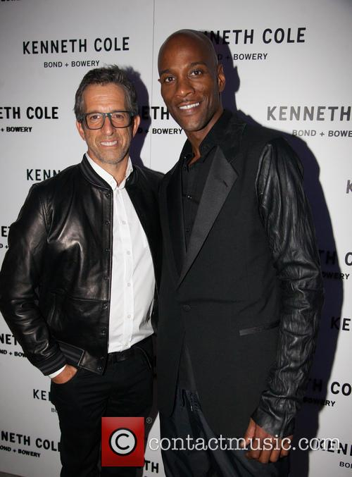 Kenneth Cole and Guest 2