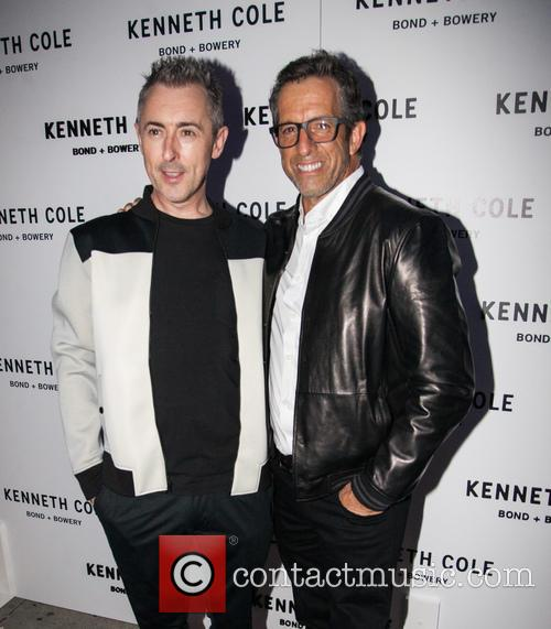 Alan Cumming and Kenneth Cole 1
