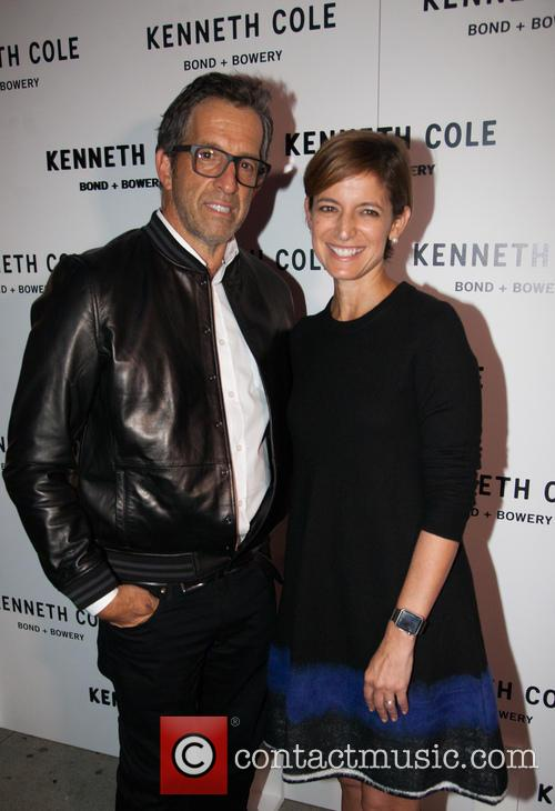 Kenneth Cole and Guest 1