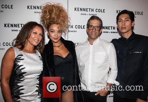 Vanessa Williams. Lion Babe and Kenneth Cole 1